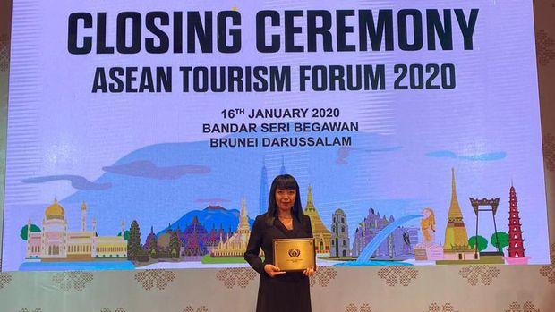 The Trans Luxury Hotel Harumkan Bandung di Event MICE Global