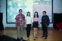 2 Siswi Asal Jakarta Kembangkan Teknologi Nano untuk Atap Bocor Hingga Makanan