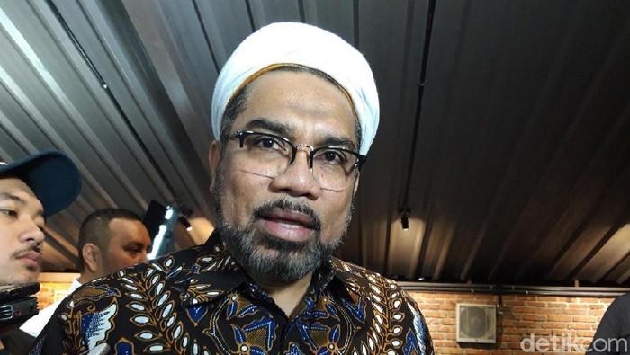 Tenaga Ahli KSP Ali Mochtar Ngabalin.