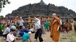 Melihat Tradisi Ruwat Rawat Borobudur di Magelang