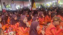 1.120 Anak SD di Tuban Ikuti Kegiatan Sikat Gigi Massal