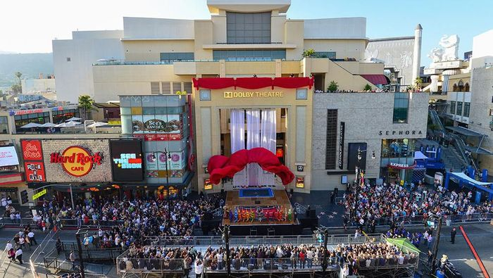 Dolby Theatre di Los Angeles.