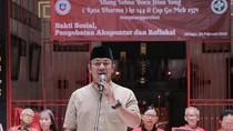 Cap Go Meh di Semarang, Walkot Hendi Sambangi Sinci Gus Dur