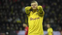Hansi Flick: Terlalu Cepat Membandingkan Haaland dengan Lewandowski