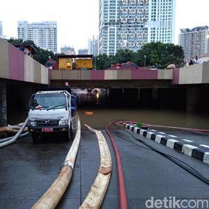 Underpass Kemayoran Bolak-balik Banjir, Harus Diapain Nih?