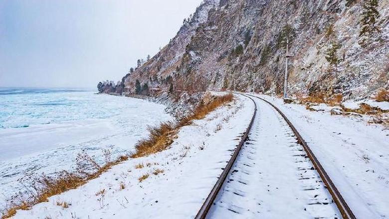 Jalur trans siberia