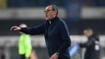 Juventus Dikabarkan Pecat Maurizio Sarri