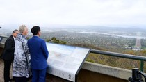 Video Jokowi di Negeri Kanguru Pelajari Pembangunan Ibu kota
