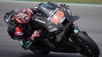 Hari Terakhir Tes MotoGP Sepang: Quartararo Tetap Tercepat, Marquez Crash