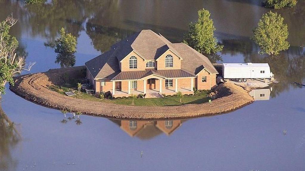 Bikin Rumah Seperti Ini Dijamin Bebas Banjir