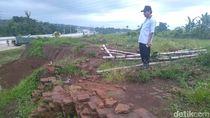 Jasa Marga Bangun Dinding Penahan Tanah Situs Sekaran di Tol Pandaan-Malang