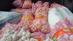 Stok Aman Kok Harga Bawang Putih Tetap Melonjak? Ini Jawaban Mentan