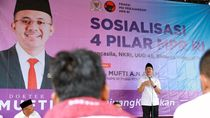 Sosialisasi 4 Pilar, Legislator Mufti Anam Gelar Lomba Wirausaha Kerakyatan
