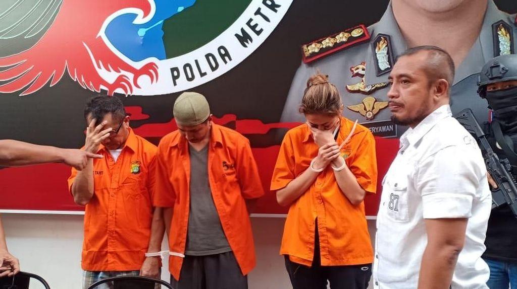 Polisi: Pemain Film Nanie Darham Diduga Edarkan Kokain