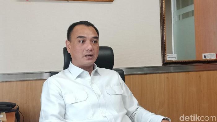 Sekretaris Fraksi Golkar DPRD DKI Jakarta Judistira Hermawan