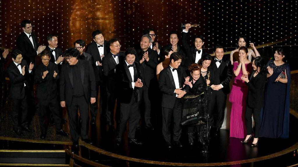 Jadi Film Terbaik Oscar, Parasite Melesat di Twitter