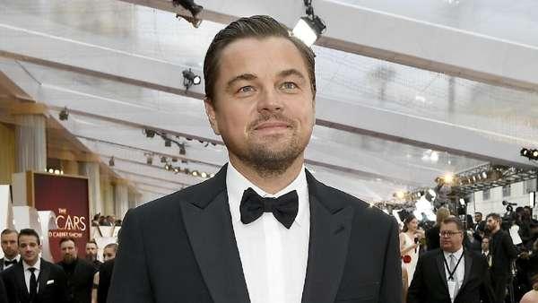 Hadir di Oscar, Leonardo DiCaprio kok Misah dengan Pacarnya?