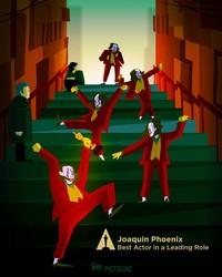Meme Film Joker Menang Piala Oscar 2020