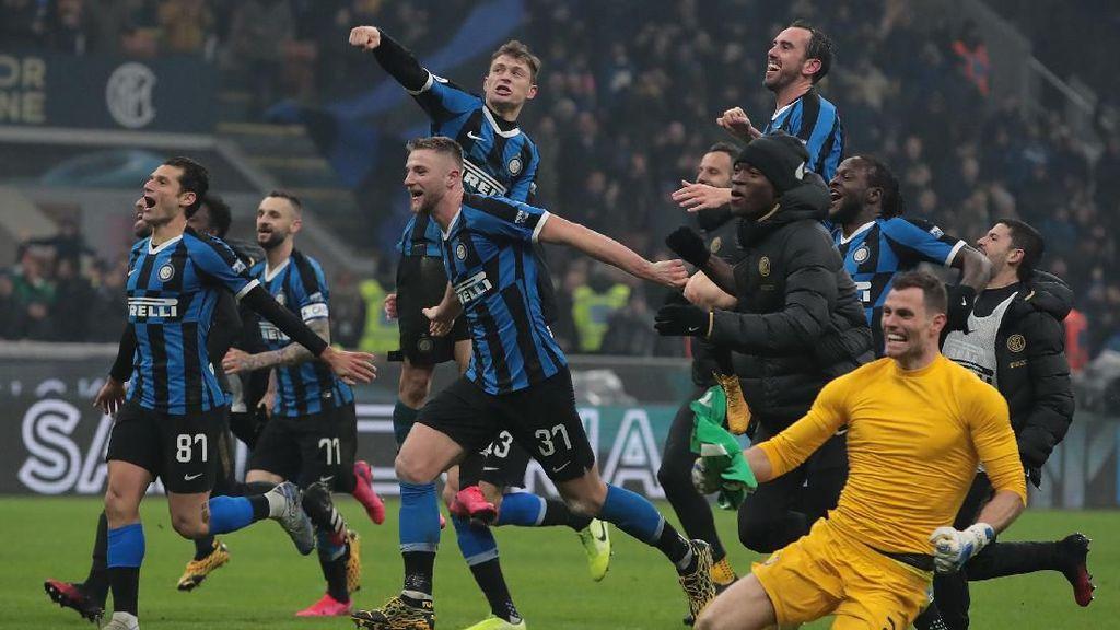 Jangan Pernah Coret Inter dari Persaingan Scudetto!
