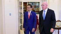Video Gubernur Jenderal Ausie Pidato Bahasa Indonesia di Depan Jokowi