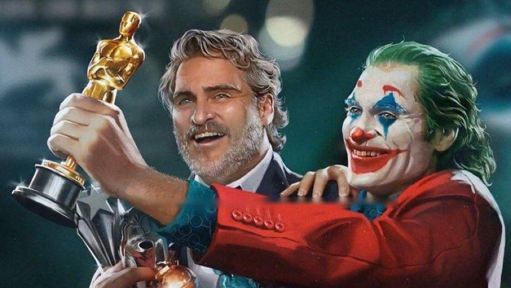 Aneka Meme Joker Menang Oscar