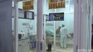 RSUD Iskak Tulungagung Isolasi Satu Pasien yang Baru Pulang dari Korea