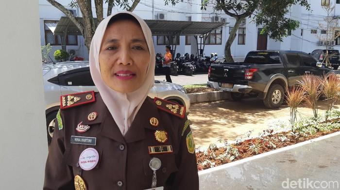 Bahtiar Rivai-detikcom/ Kajari Pandeglang Nina Kartini