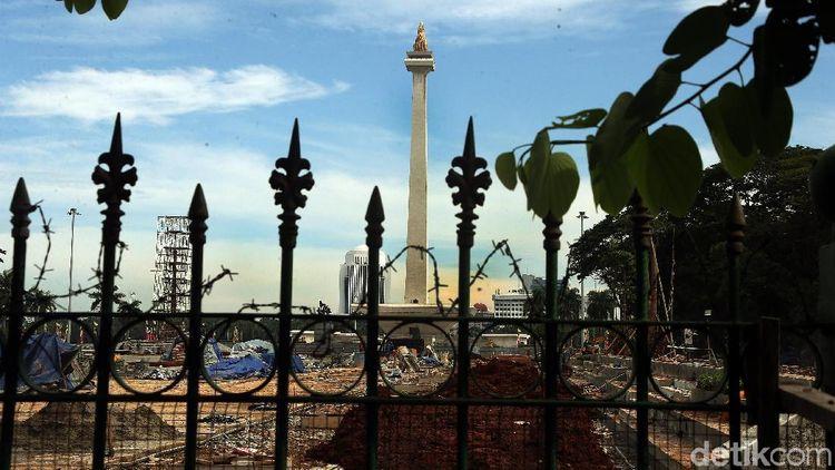 Intip Rencana Desain Sirkuit Formula E Jakarta