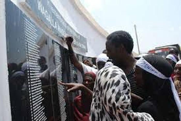 Museum pembantai Wagalla di Kenya ( dok. Nation)