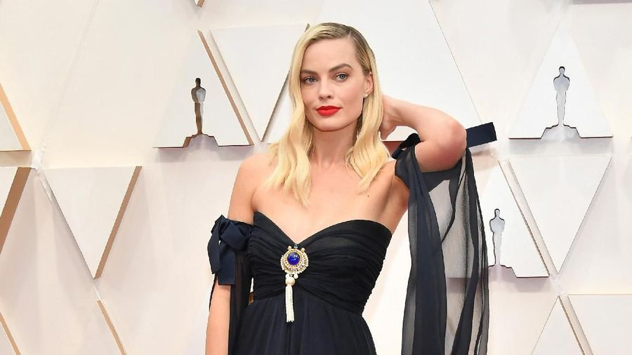 HOLLYWOOD, CALIFORNIA - FEBRUARY 09: Margot Robbie attends the 92nd Annual Academy Awards at Hollywood and Highland on February 09, 2020 in Hollywood, California. (Photo by Amy Sussman/Getty Images)