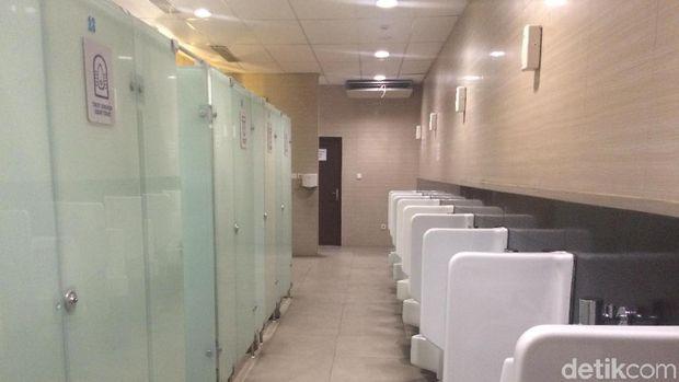Menengok Toilet Bawah Tanah Bertaraf Internasional di Yogya
