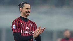 Musim Depan, Ibrahimovic Masih di AC Milan Nggak?