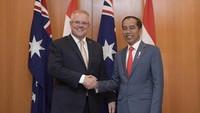 Presiden Jokowi Ditelepon PM Australia soal Situasi Terkini Kemitraan AUKUS