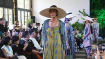 Sinergi Fashion dan Seni Batik Eco-Friendly di Koleksi Terbaru Purana