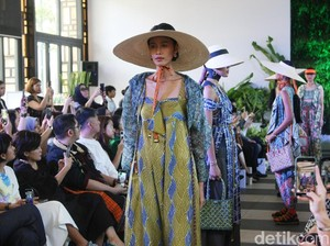 Sinergi Fashion dan Seni Batik Eco-Friendly di Koleksi Terbaru Purana