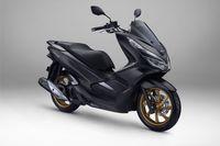 warna baru Honda PCX.