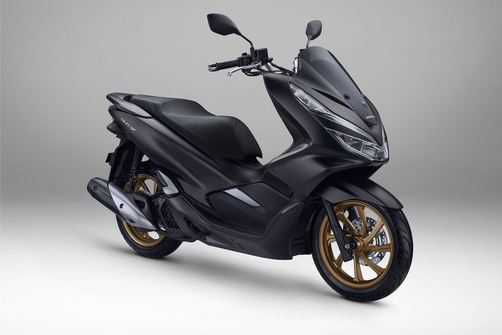 Warna Baru Honda PCX Februari 2020