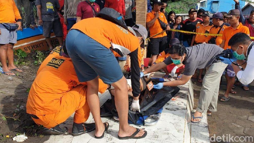 Mahasiswa Korban Laka Laut di Pantai Parangtritis Ditemukan Meninggal