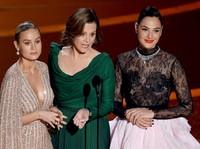 Oscar Jawab Kritik Tanpa Wanita