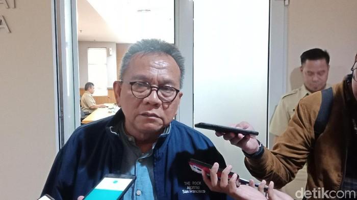 Wakil Ketua DPRD DKI M. Taufik