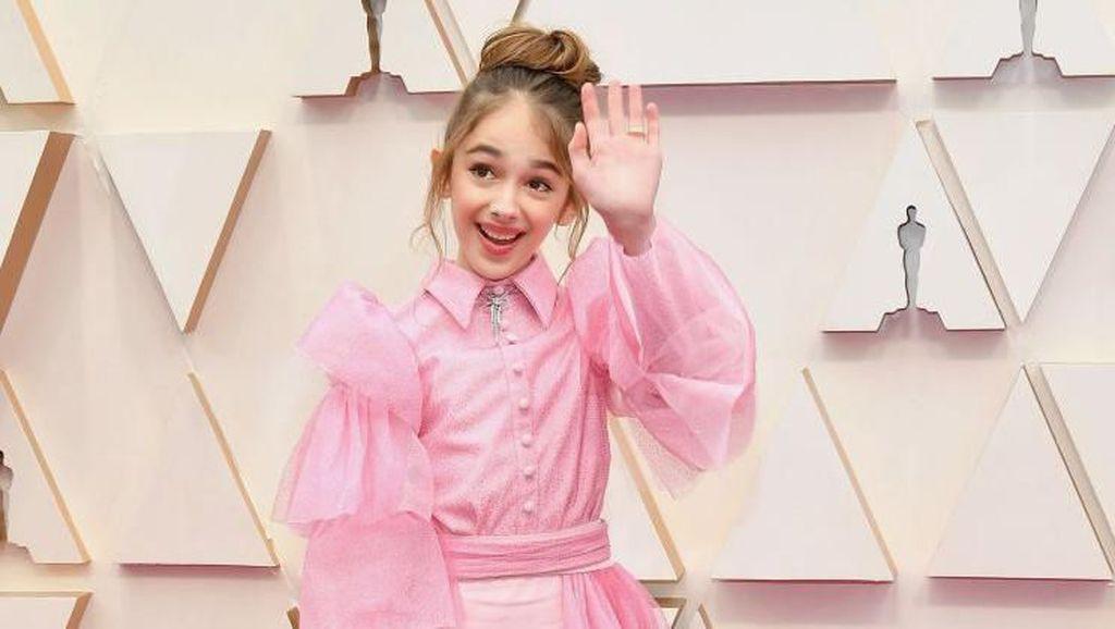 Nggak Doyan Makanan Oscar 2020, Aktris Ini Bawa Bekal Sendiri