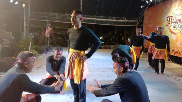 Tarian Seudati dari Aceh