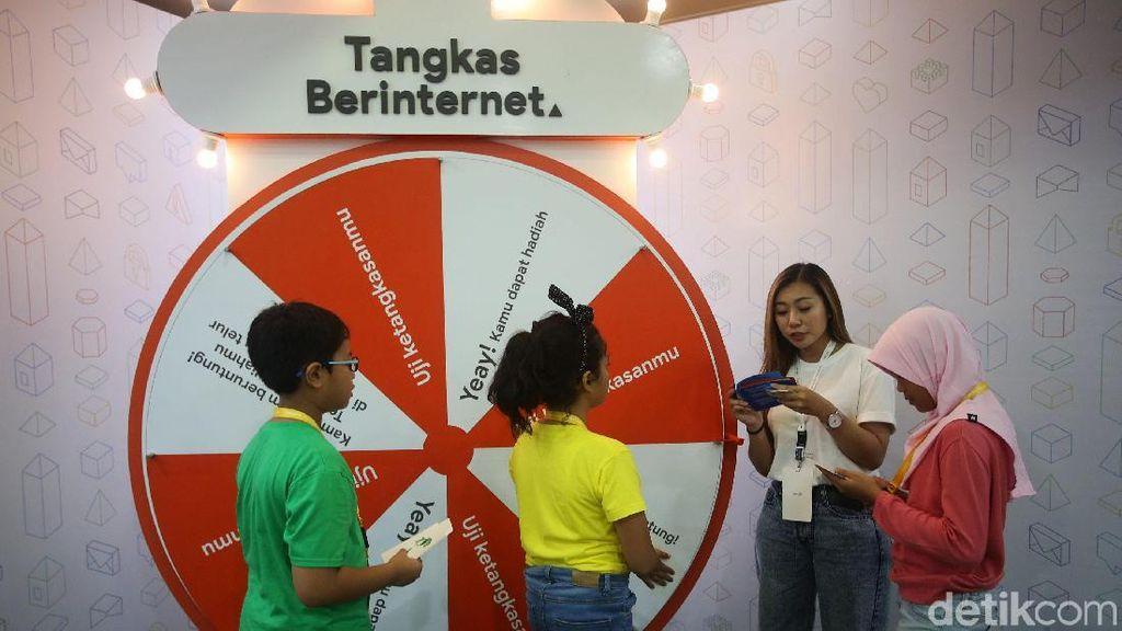 Google Ajak Anak-anak Tangkas Berinternet
