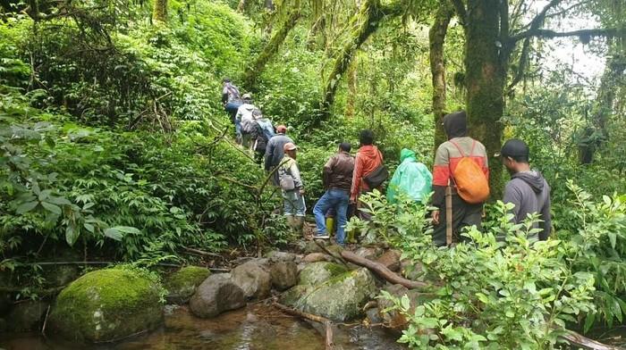 DOK. ISTIMEWA/ kaki gunung Bawakaraeng