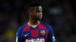 Barcelona Tolak Tawaran Rp 1,5 Triliun untuk Ansu Fati