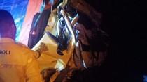 Truk Tabrak Bus di Tol Cipali, Satu Orang Tewas Dua Luka