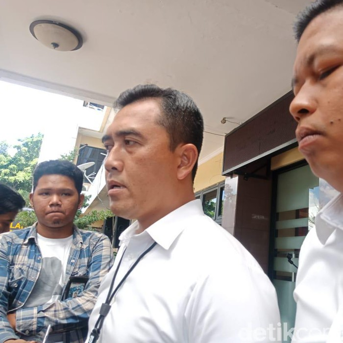 Kasat Reskrim Polres Jakarta Selatan AKBP M Irwan Susanto  (Pingkan/detikcom)