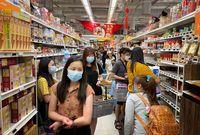 Warga Singapura Bikin Okonomiyaki Mie Instan untuk Hadapi Panik Virus Corona