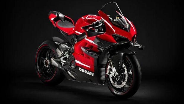 Setiap Setengah Kg Bobot Ducati Superleggera V4 Harganya Rp 3,9 Juta