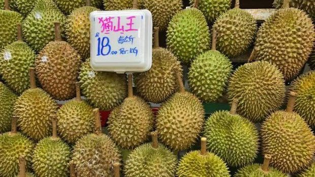 Gara-gara Virus Corona, Harga Durian Musang King Turun Drastis